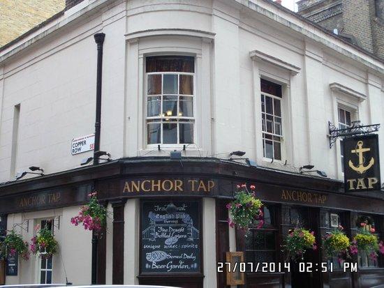 The Anchor Tap pub/restaurant