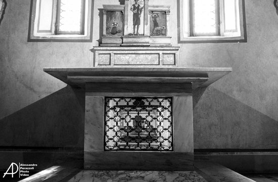 Cattedrale di San Giusto: reliquiario