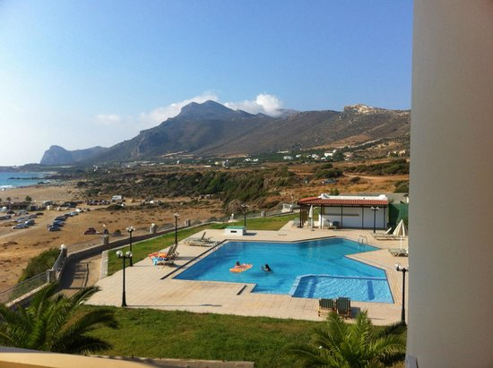 Tramonto bild fr n panorama hotel falassarna tripadvisor - Piscina seven savignano ...
