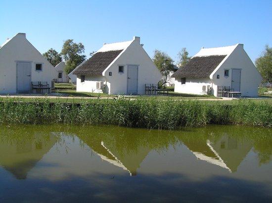 L'Auberge Cavaliere Du Pont Des Bannes: Auberge cavalliere.