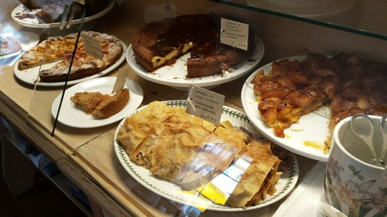 Villa Frainela: Qualche torta
