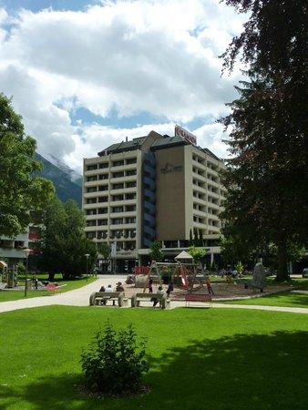 H+ Hotel & SPA Engelberg: Aussenansicht