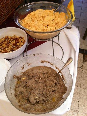 Club Med Sant'Ambroggio: Du pré digéré, à tartiner sur du pain pour l'apéro