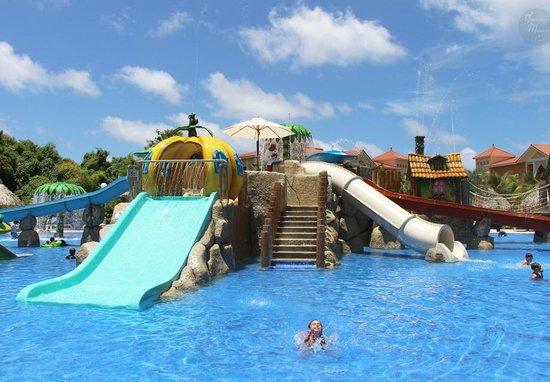 Grand Bahia Principe Turquesa: aqua park