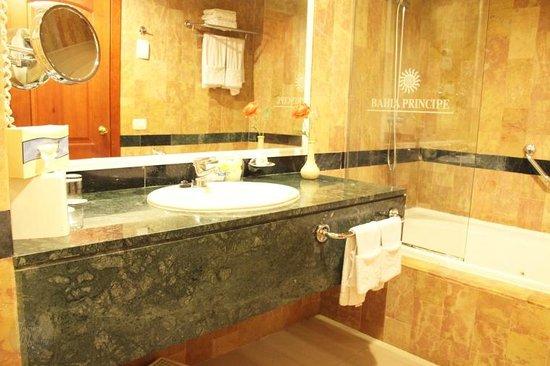 Grand Bahia Principe Turquesa: salle de bain