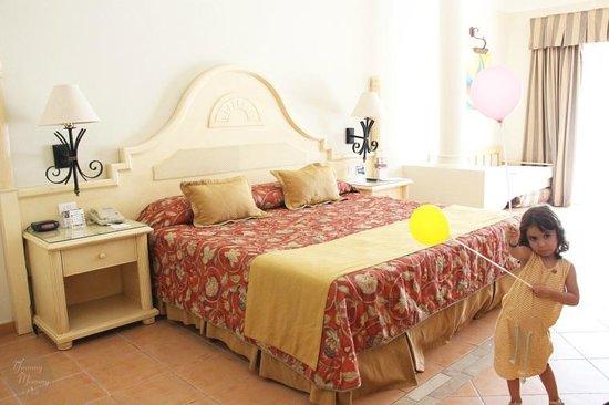 Grand Bahia Principe Turquesa: chambre