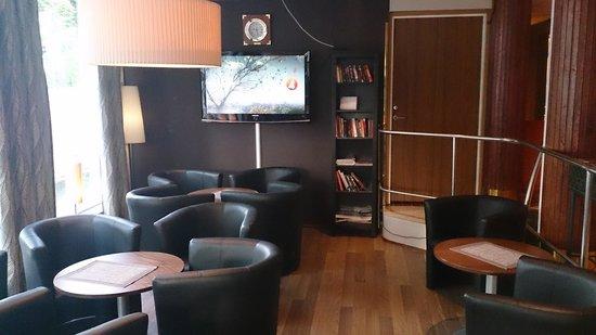 Hotel Savoy Mariehamn: Lobbyn