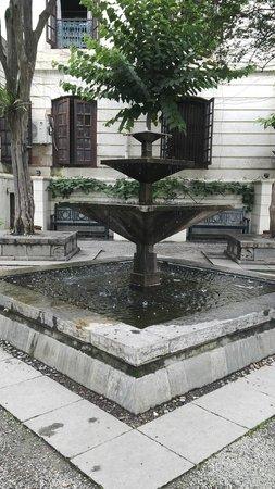 Garden of Dreams : Fountain in gardens