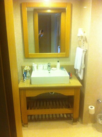 Limak Arcadia Golf & Sport Resort: Bathroom