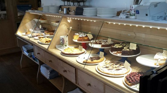 Villa Frainela: Le torte