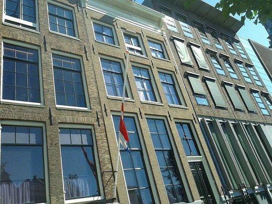 De Duif: Anne Frank House