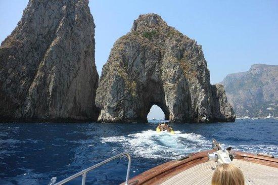 Blue Star Boat Tours: Capri