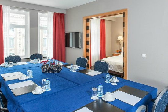 Swissotel Amsterdam: Meeting Suite