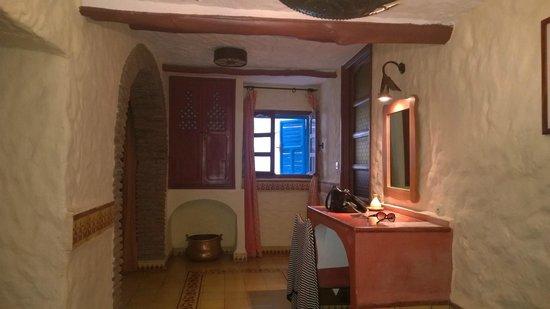 Riad Al Madina: entrée