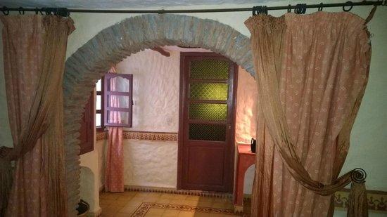 Riad Al Madina: chambre