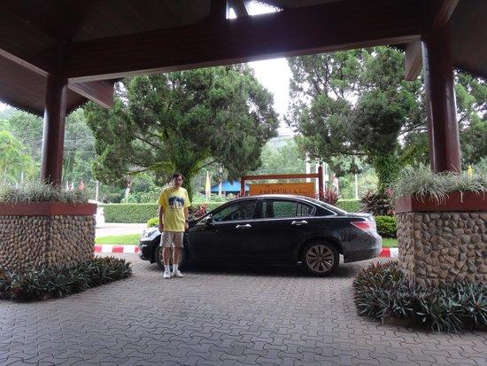 Imperial Mae Hong Son Resort: entrance