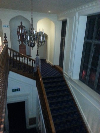 De Vere Horsley Estate: hall old hotel