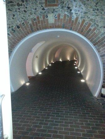De Vere Horsley Estate: in new part of hotel