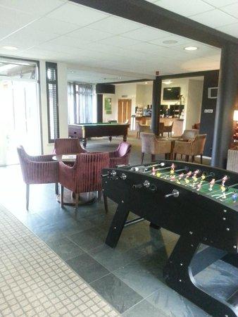 De Vere Horsley Estate: games room