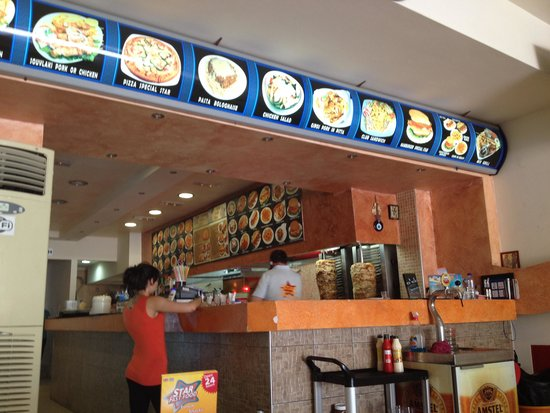 Star Fast Foods : Locale