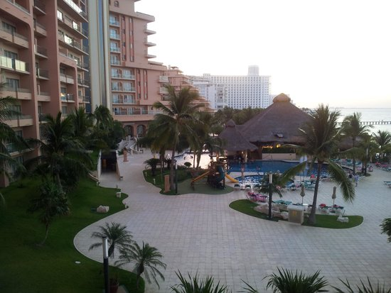 Grand Fiesta Americana Coral Beach Cancun: PISCINA DO CORAL BEACH