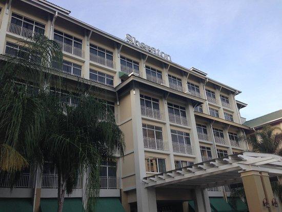 Sheraton Bijao Beach Resort : hotel