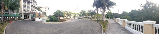 Sheraton Bijao Beach Resort: hotel grounds