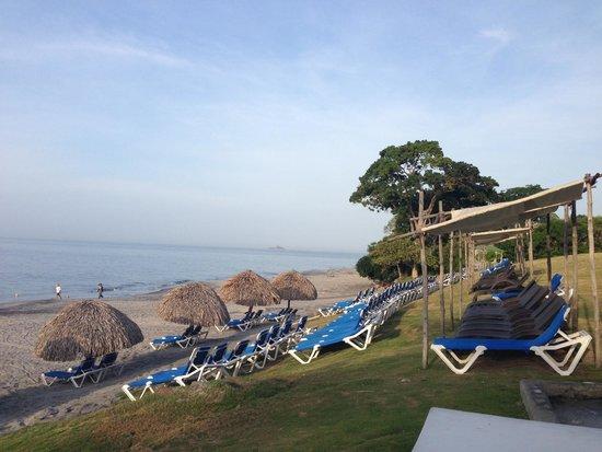 Sheraton Bijao Beach Resort : beach