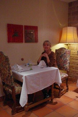 Hôtel Restaurant Château Landsberg : romantique