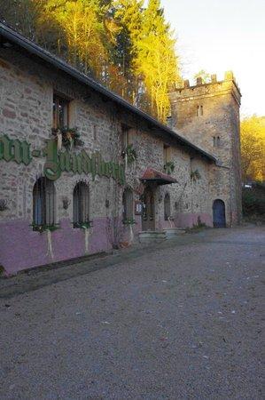 Hotel Chateau Landsberg : un rêve passe