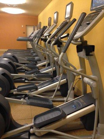 Hilton Garden Inn Times Square: Gym