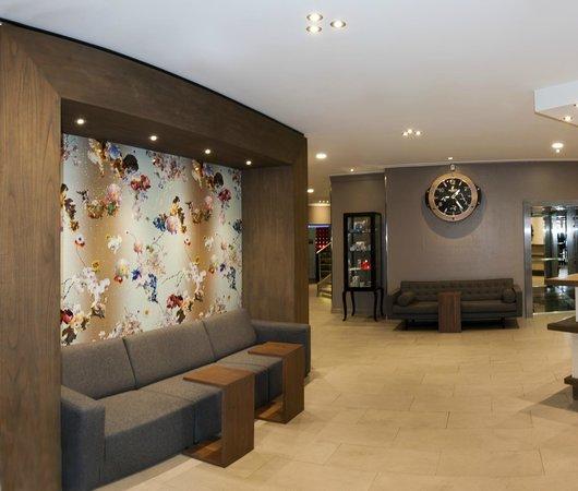 Swissotel Amsterdam : Lobby
