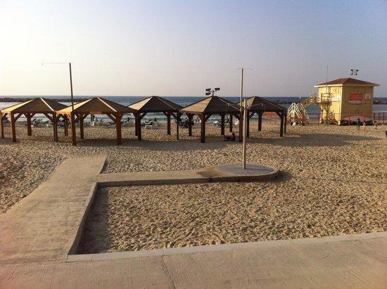 Herods Tel Aviv: Spiaggia