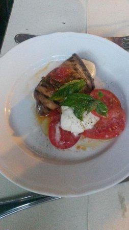 Le Forchette del Chianti: Eggplant antipasti
