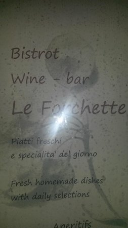 Le Forchette del Chianti: Le Forchette