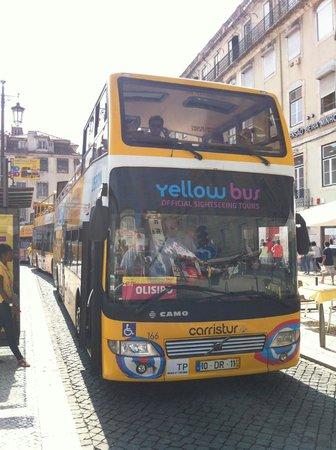 Yellow Bus Tours Lisbon : Tranvía