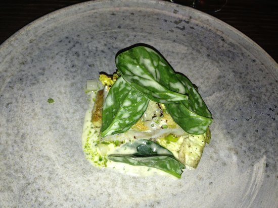 Restaurant Fauna: Small portions at Fauna