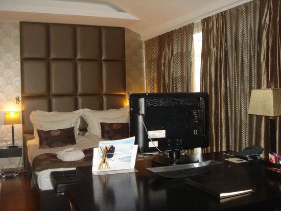 Continental Hotel Budapest: CAMERA HOTEL CONTINENTAL ZARA
