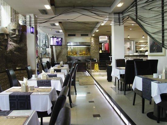 Rushmore Restaurant Picture Of Design Hotel Mr
