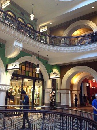 Queen Victoria Building (QVB): Amazing