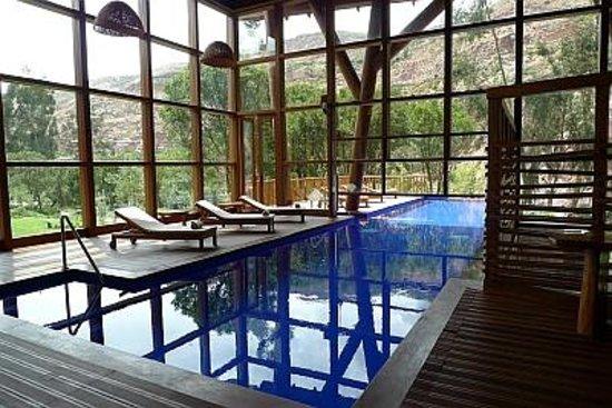 Tambo del Inka, A Luxury Collection Resort & Spa, Valle Sagrado: Pool - June 2014