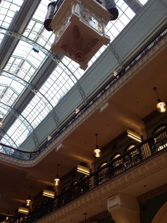 Queen Victoria Building (QVB): Magnificent