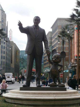 Walt Disney Studios Park: Walt Disney