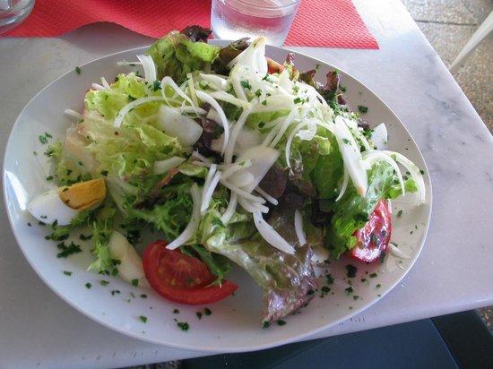 Chez Jules : salade voor de vitamine