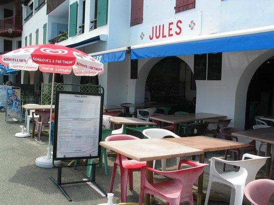 Chez Jules : Jules