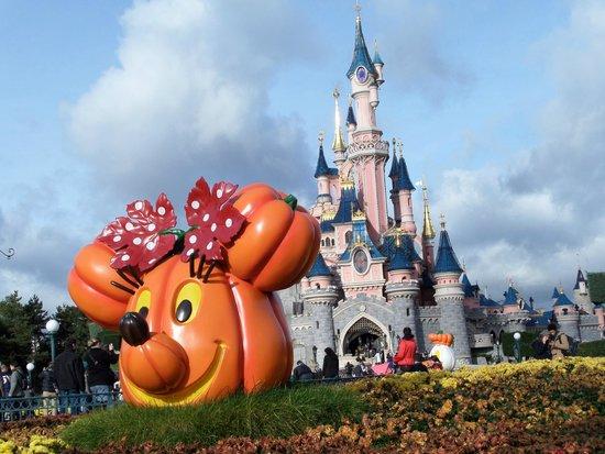 Walt Disney Studios Park: Disney Castle