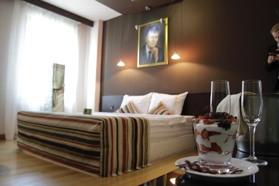 Design Hotel Mr President Belgrad Arvostelut Sek