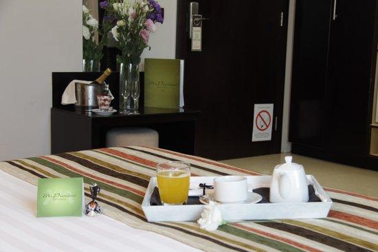 Design hotel mr president belgrade s rbistan otel for Design hotel mr president