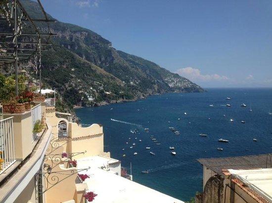 Hotel Montemare : Panorama dalla mia camera
