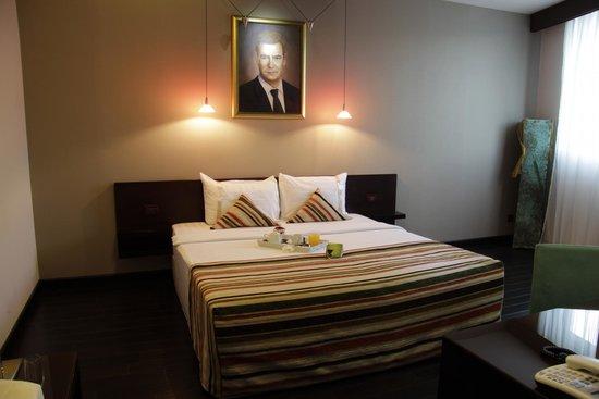 Design hotel mr president belgrade s rbistan otel for Belgrade design hotel